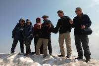 Our group on Kamchatka