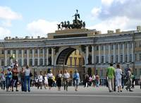 St. Petersburg Palace Square