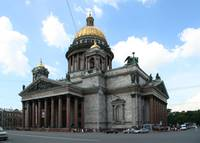 St. Petersburg St. Isaac's Cathedral
