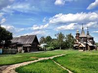 Suzdal - Wooden Architecture Museum