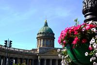 St. Petersburg, Kazan Cathedral