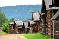 Siberian wooden architecture